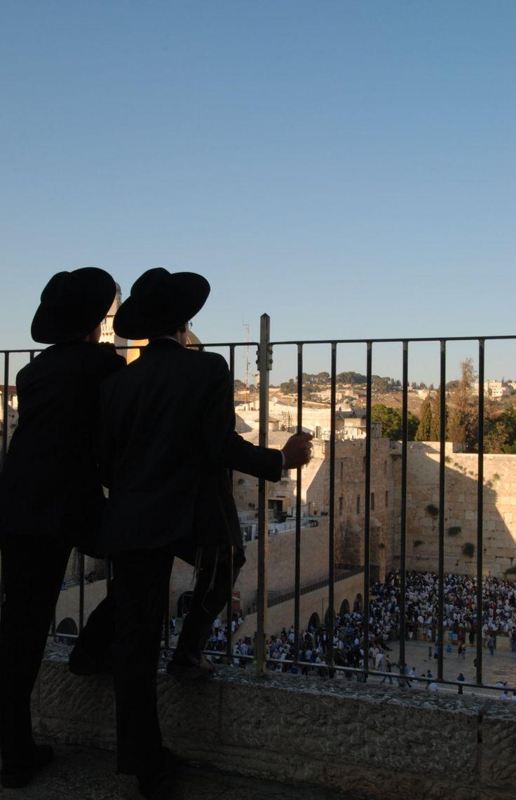 Wailing Wall, Jerusalem'10, Israel