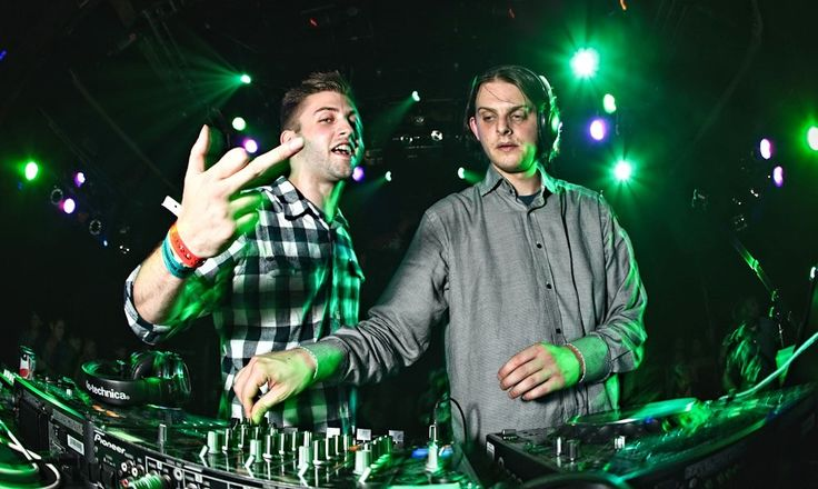Zeds Dead's Debut Album 'Northern Lights' Out TODAY - www.EDMInStereo.com