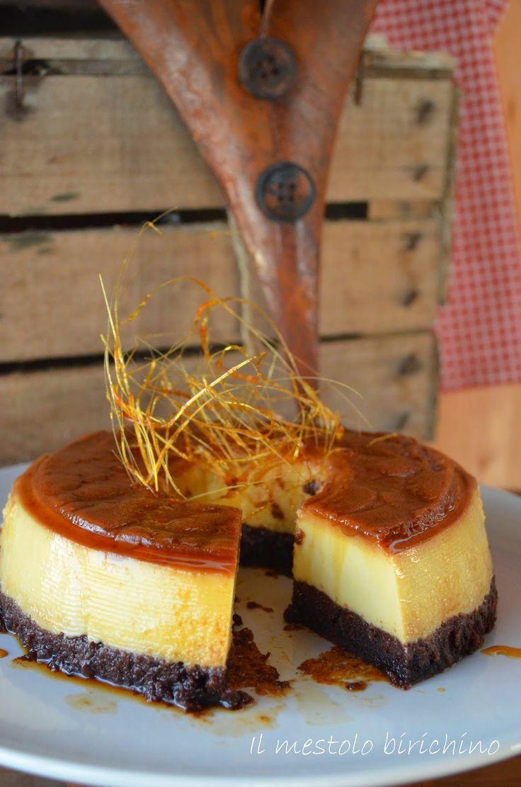 Il mestolo birichino: LA TORTA MAGICA MEDIORIENTALE