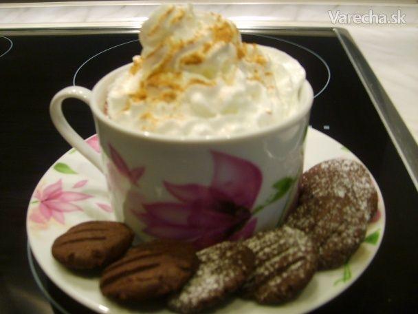 Espresso keksíky - Recept
