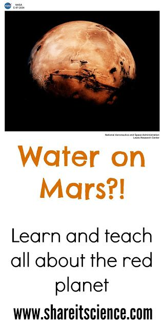 Share it! Science News : Water on Mars?! Everything you need to know for learnin... 2