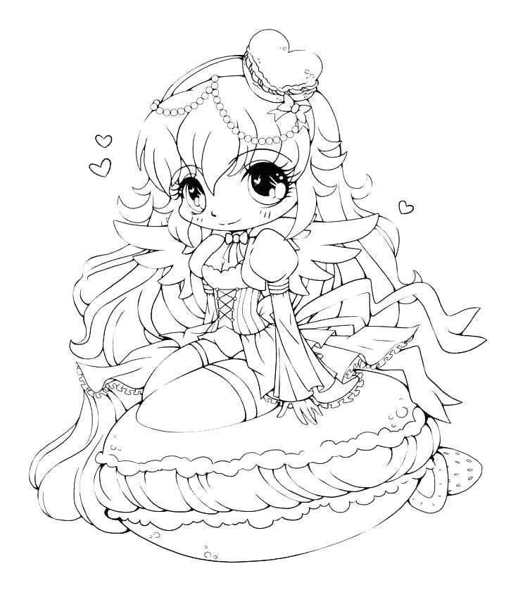 Pin By A S On Colouring Pages For Girls Chibi Coloring Pages Animal Coloring Pages Cartoon Coloring Pages