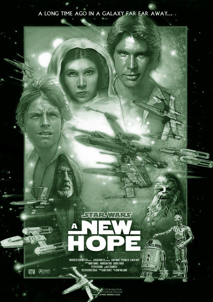 Star Wars Chronologisch