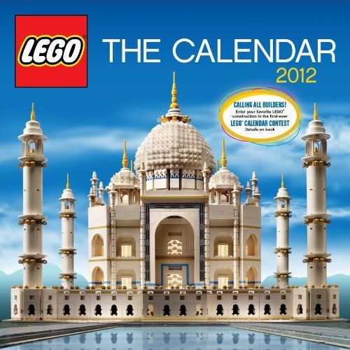 Lego: The Calendar 2012 by LEGO. $20.99. Publisher: Workman Publishing Company; Wal edition (August 1, 2011). Publication: August 1, 2011