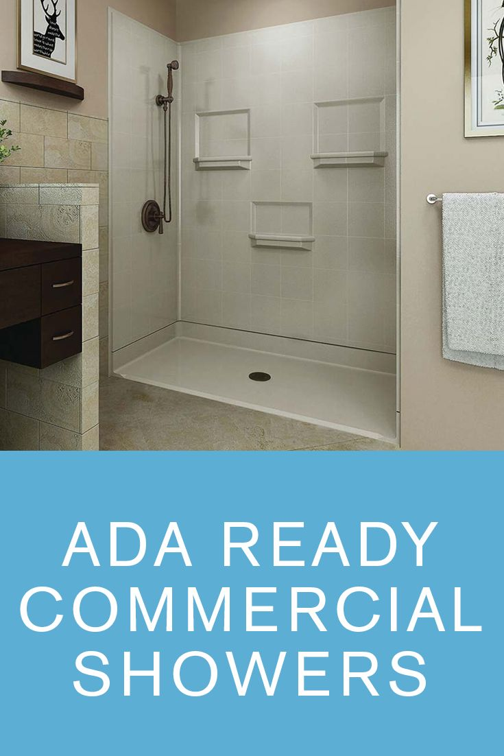 18 best Commercial Showers images on Pinterest