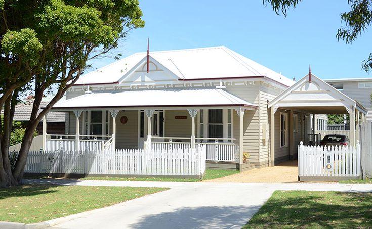 15 best carport images on pinterest exterior homes for Victorian carport