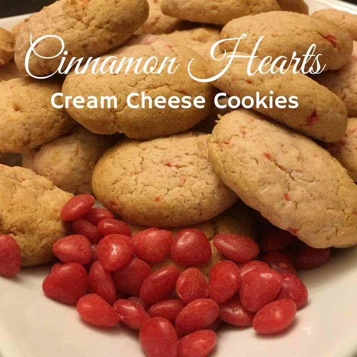 Blog post at Me and My Handful : Cinnamon Heart Cream Cheese Cookies Recipe   If I had to sum up Valentine's Day in one taste, it would be Cinnamon Hearts. These candies [..]