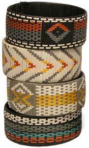Cana Flecha Bracelets...made in Colombia