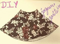 Hola en este video Jazmin Gastelum nos enseña como hacer una falda medio circular o semi circular.