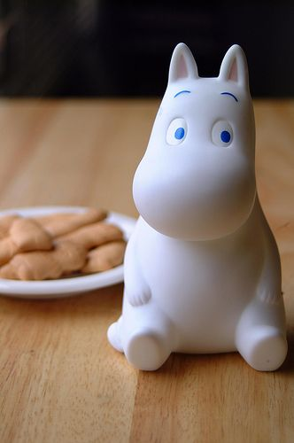 moomin troll light up toy
