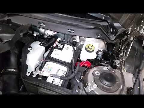 2014 2020 Mini Cooper 12v Car Battery Brake Fluid Reservoir