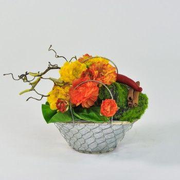 51 best images about compositions florales artificielles. Black Bedroom Furniture Sets. Home Design Ideas