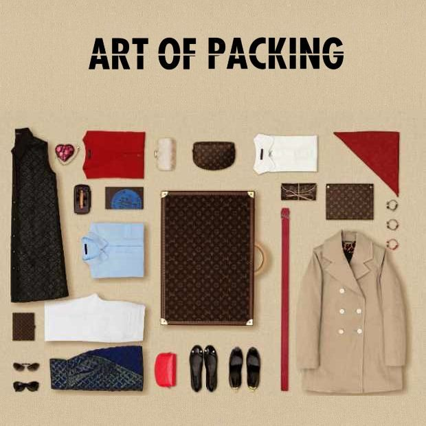 nice The Art of Packing... Only From Louis Vuitton (VIDEO) ,  Even though my problem is not folding but resisting the urge to pack all the clothes in my cupboard, I found Louis Vuitton's The art of packing vide... ,  #blogger #fashion #FashionBlogger #Greekfashionblogger #GreekLifestyleBlogger #LouisVuitton #LouisVuittonluggage #NinaPapaioannou #PackingTips #StyleBlogger