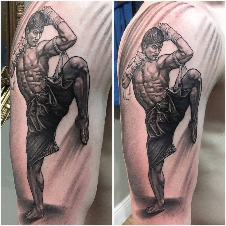 #warrior #fighter #Ong-bak #Muay-Thai #sport #MMA #UFC #McGregor #Ireland