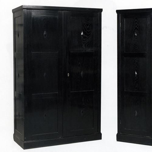 Josef  Hoffmann - Pair of cabinets