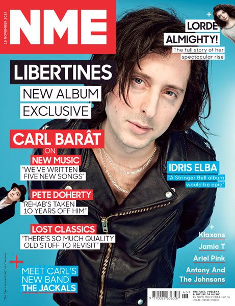 What next for The Libertines? 11 November 2014