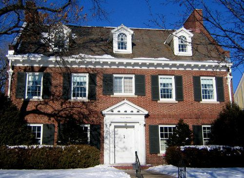 Modern Colonial Style Homes 8 best beautiful homes images on pinterest   colonial style homes