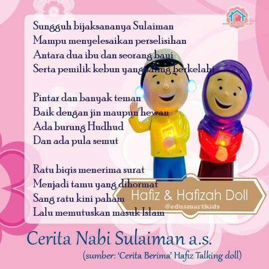 Cerita Nabi Sulaiman