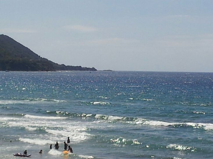 PUNTA LICOSA vista dalla spiaggia Pozzillo- agosto'14