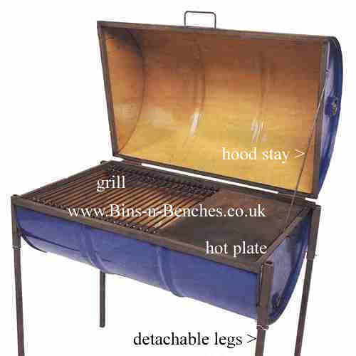 The Original Barrel Barbecue