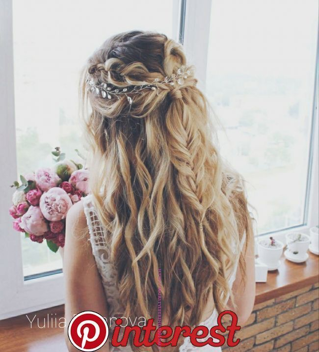 Romantica – #abschlussball #Romantica | Haare in 2019 | Pinterest | Hair, Hair s…