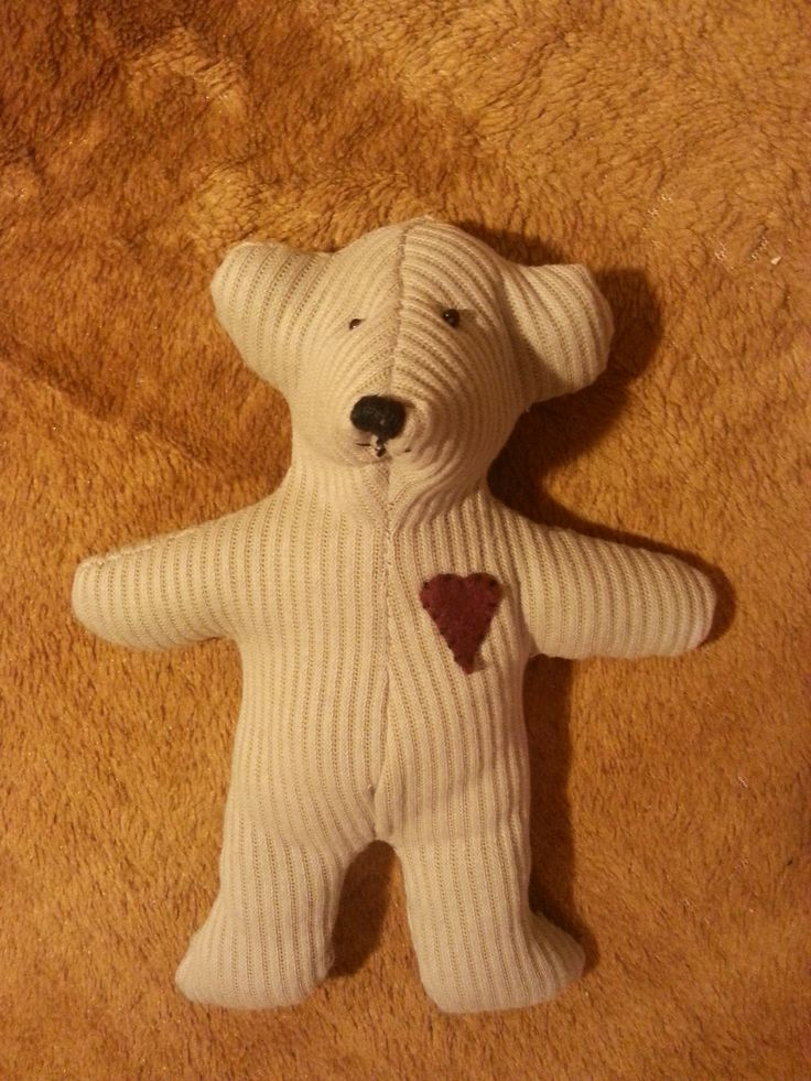 Teddy bear 3 - Bubu