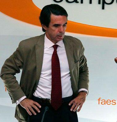Aznar ficha por el bufete más grande del mundo: Latham & Watkins