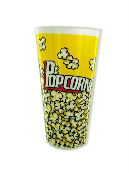 Popcorn Container (Available in a pack of 12)