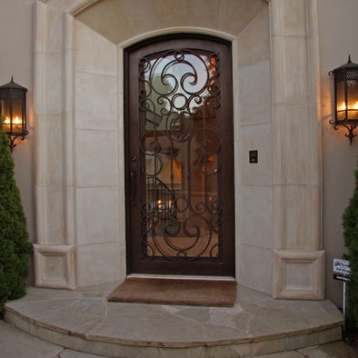 28 best doors by design wood doors images on pinterest for Mediterranean style entry doors