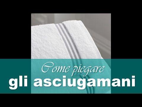 Il Rifugio Perfetto: Come piegare gli asciugamani