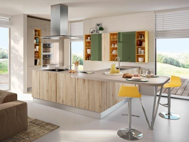 Les 134 meilleures images du tableau cuisine sur pinterest for Cuisines equipees cuisinella
