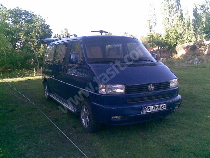 Volkswagen Transporter T4 VIP T4 VİP 24 motor yürüyen eviniz