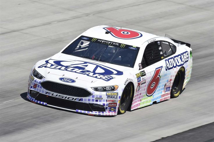 Starting lineup for AAA 400 Drive for Autism  Friday, June 2, 2017  Trevor Bayne will start 17th in the No. 6 Roush Fenway Racing Ford  Crew chief: Matt Puccia  Spotter: Roman Pemberton  Photo Credit: John K. Harrelson/NKP  Photo: 17 / 39