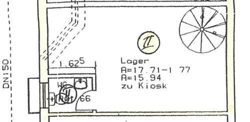 Gewerbefläche (Büro, Kiosk, etc.) in Dorsten zu vermieten in Nordrhein-Westfalen - Dorsten | eBay Kleinanzeigen
