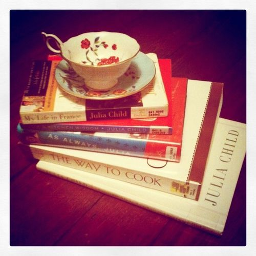 It is hard to pick a favorite Julia Child book!