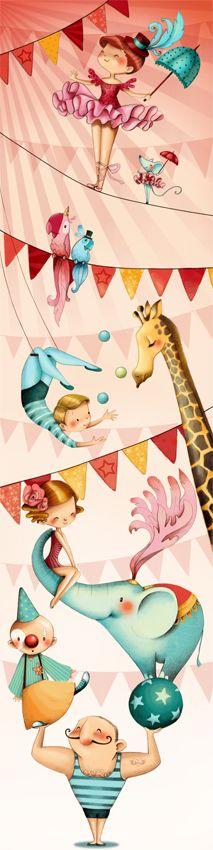 Circus. Para saber mucho más sobre bienestar y salud infantil visita www.solerplanet.com