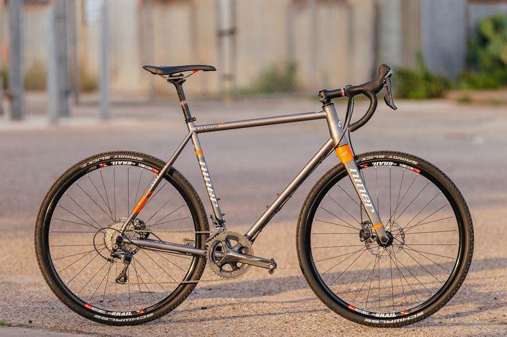 38 besten titanium steel gravel bike bilder auf. Black Bedroom Furniture Sets. Home Design Ideas