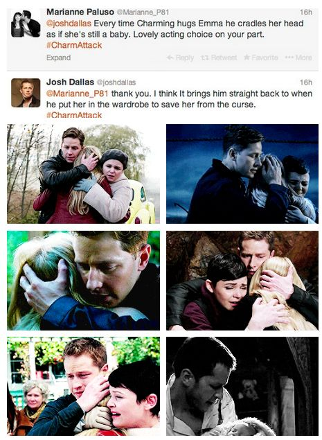 """This fan's observation, and the Charming confirmation:   21 Times Tumblr Made """"Once Upon A Time"""" Fans Cry All Over Again"""