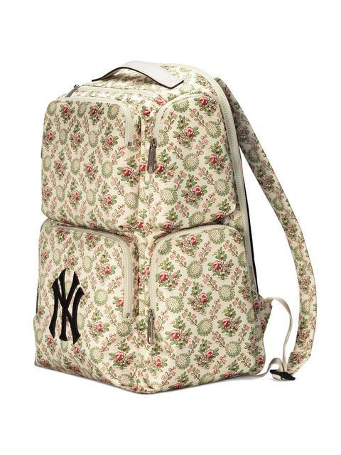 fc5b9c159c6a Gucci Large Backpack With NY Yankees™ Patch | Backpack | Backpacks ...