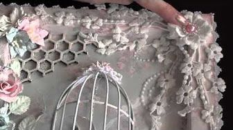 (37) Tutorial - Butterfly Cage Part 1 (real time) - YouTube