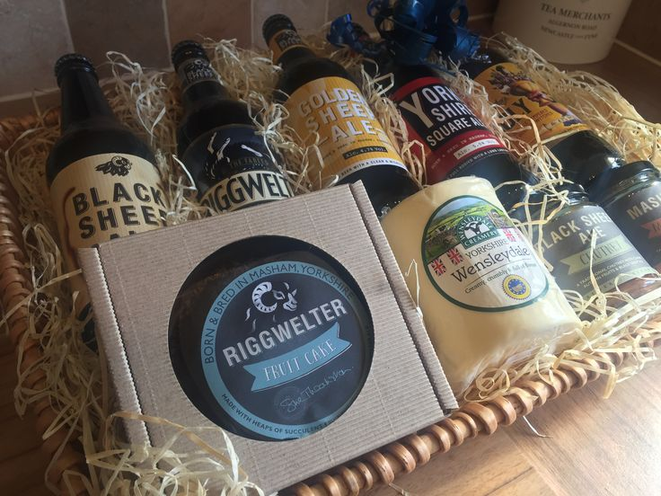Birthday Beer Hamper courtesy of Black Sheep Brewery in Yorkshire