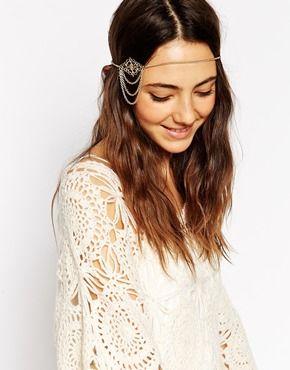 ASOS – Filigrane Haarkette