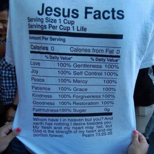 #Jesus - aaaw, I love this. Very creative and spot on! Glory to God! Jesus is the Alpha and the Omega.