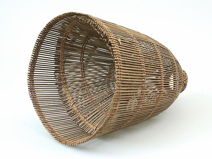 Dit is een ouwe visfuik die ze in de tijd van de jagers en verzamelaars gebruikte.