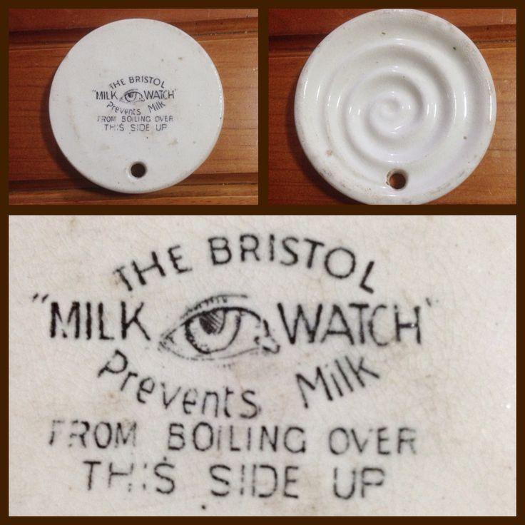 Bristol Milk Watch Milk Saver, number 75 in my collection.