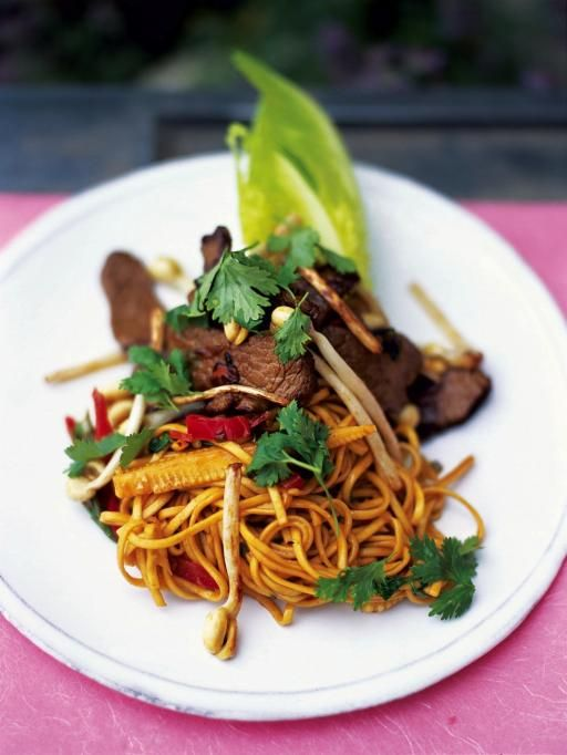 Beef and vegetable stir fry. Simple and amazing, this is why I grow veggies in the garden!