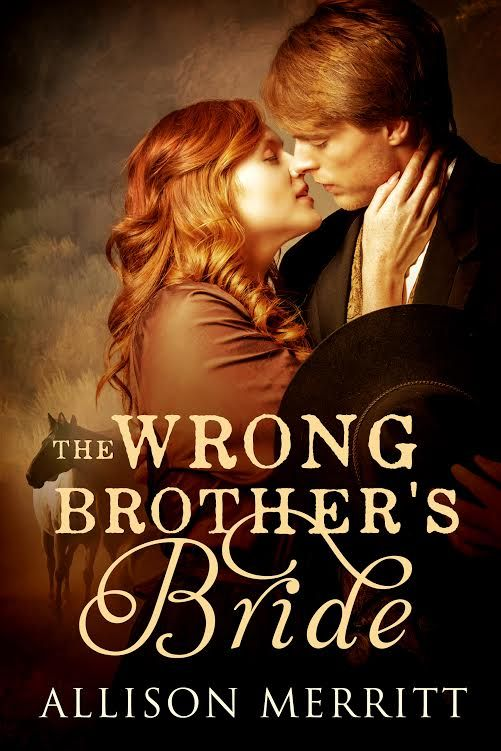 The official cover for The Wrong Brother's Bride!