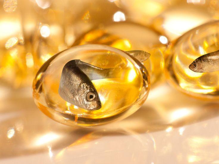 Чем полезен рыбий жир? 40% скидка на iHerb на любимый продукт!