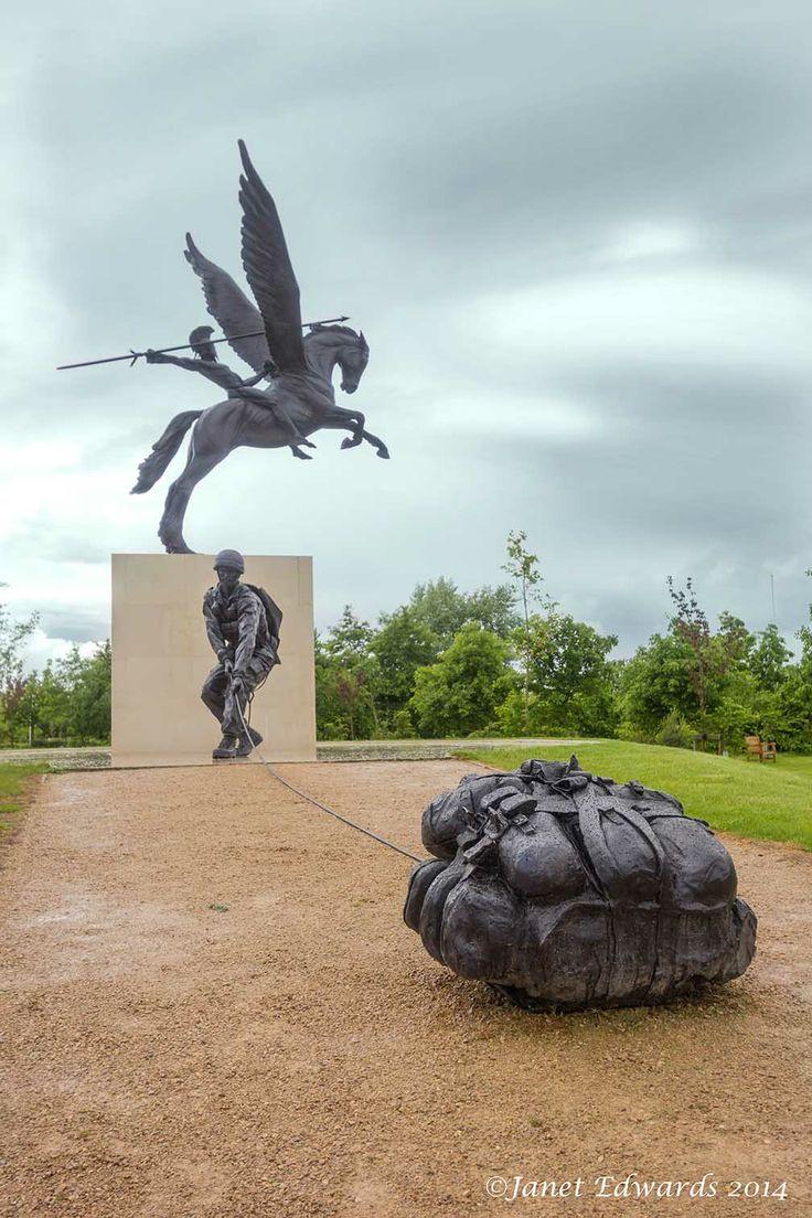 Parachute Regiment Memorial