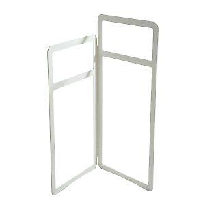 Leroy Merlin - Piantana porta salviette Modern bianca Piantane bagno